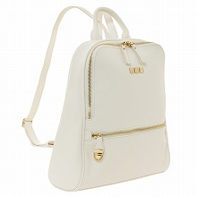≪F1 T5 COLLECTION BACKPACK≫ バックパック  ホワイト / 50374-06