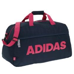 ≪adidas/アディダス≫ ボストンバッグ 45リットル 部活・合宿や修学旅行に!大きめサイズのボストン 57595