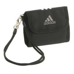 ≪adidas/アディダス≫ 三つ折り財布 マジックテープで簡単開閉 コインケース・ウォレットコード付き 57612