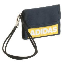 ≪adidas/アディダス≫ 三つ折り財布 マジックテープで簡単開閉 コインケース・ウォレットコード付き 57617