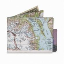 ≪mighty wallet≫ 財布 2つ折り札入れ エクスプローラー / 75341-02