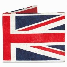 ≪mighty wallet≫ 財布 2つ折り札入れ UK / 75341-09