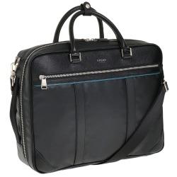 ≪ultima TOKYO/ウルティマ トーキョー≫ スティード 3WAYバッグ 1気室 フロントのラインカラーが印象的なビジネスバッグ A4サイズ/PC対応 77894