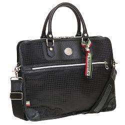 ≪オロビアンコ  ZEA-B 02 DIDAL≫ A4 1気室ビジネスバッグ 定番に千鳥格子柄登場 人気のサイズのナイロンビジネスバッグ 90049