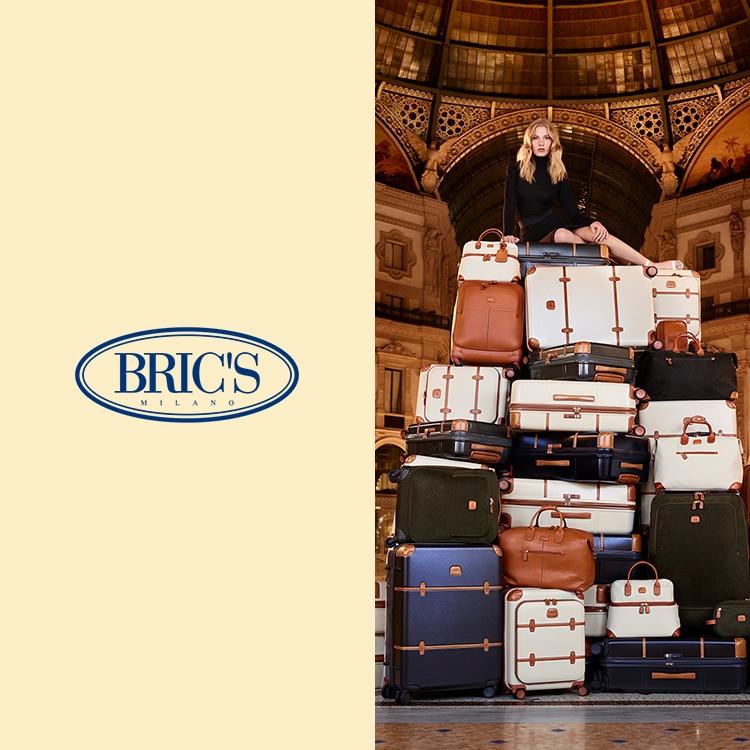 新ブランド『BRIC'S(ブリックス)』のバッグが登場!
