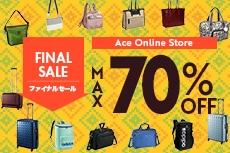 Ace Online Store MAX 70%OFF クリアランスセール